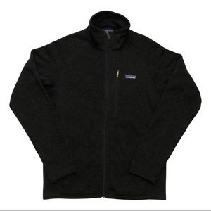 PATAGONIA ZIP-UP BETTER SWEATER